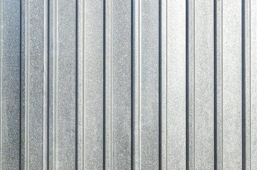 galvanized profiled sheet