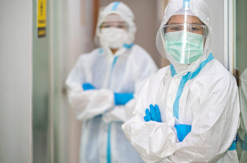 hospital ppe supplies