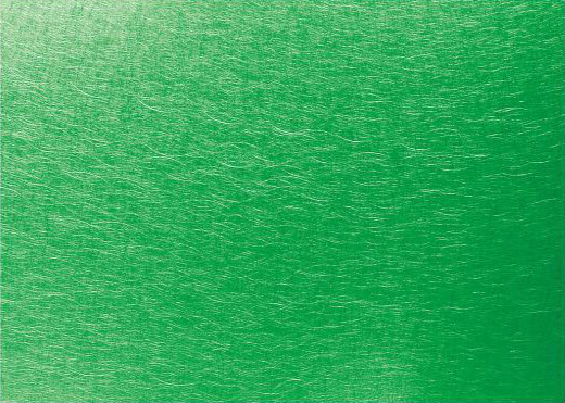 green colour vibration aluminium metal